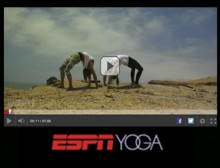 ESPN YOGA TV SHOW