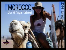 Moroccan Countryside Surf & Yoga Retreat